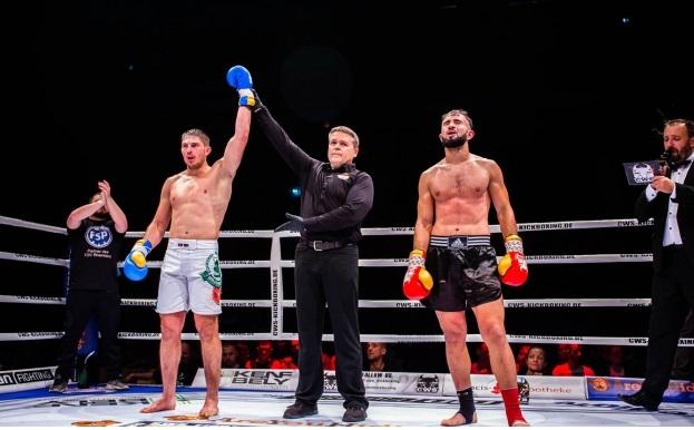 Доминантна победа за Сергей Браун в Германия