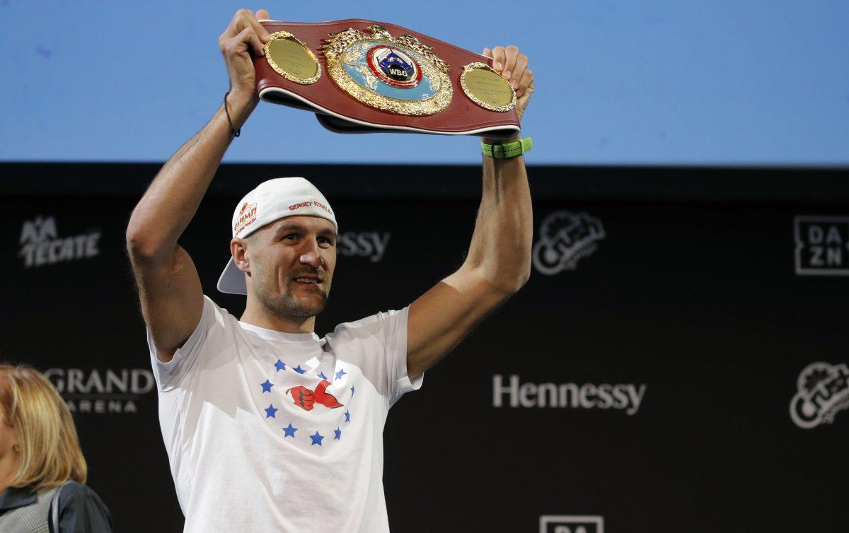 Бивш световен шампион получи тригодишна присъда
