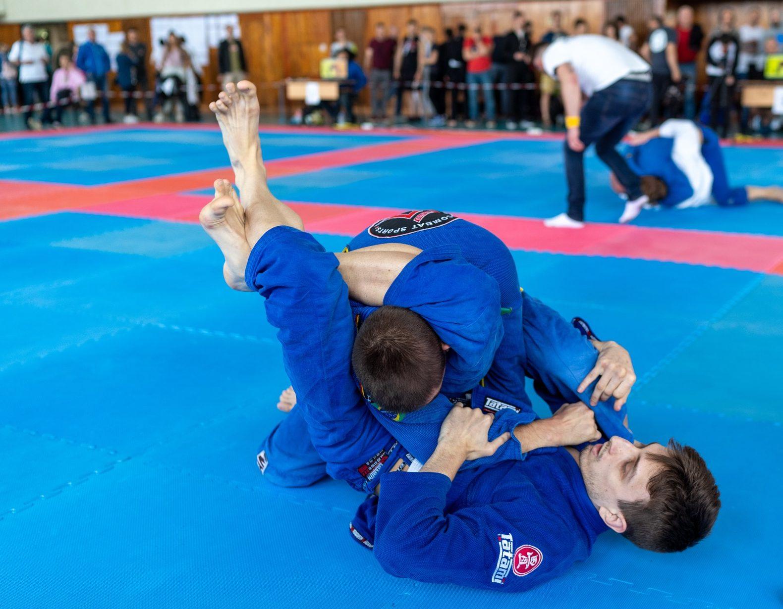 Монтана и София приемат турнири по джу-джицу през ноември