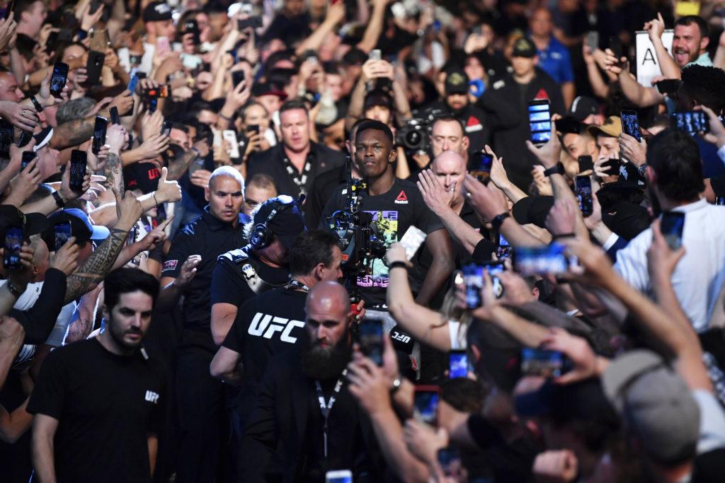 UFC чупи рекорди