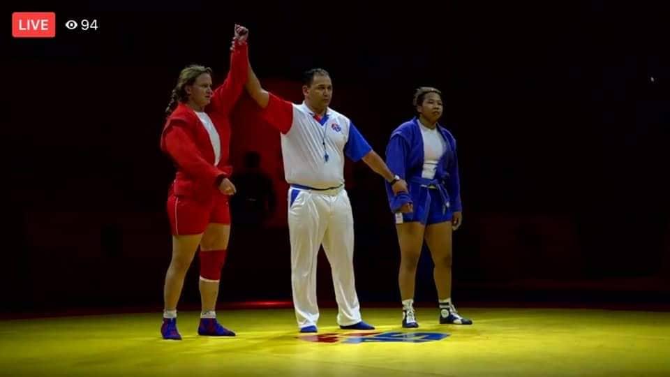 Невероятната Мария Оряшкова с пета световна титла!