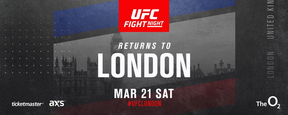 Бойците от UFC Лондон ще си получат парите