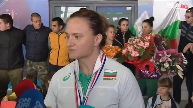 Мария Оряшкова: Остана ми олимпийската мечта (ВИДЕО)