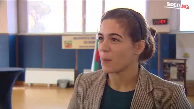 Тайбе Юсеин: Щастлива съм, защото трудът ми е оценен (ВИДЕО)