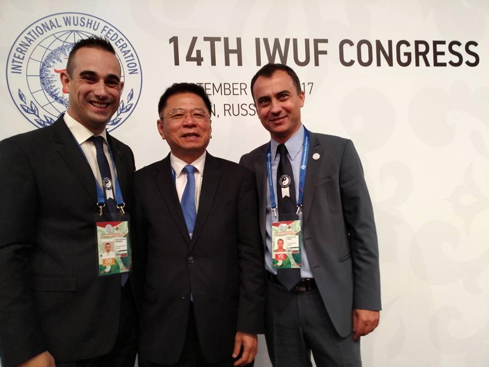 Българин влезе в управата на Световната федерация по Ушу