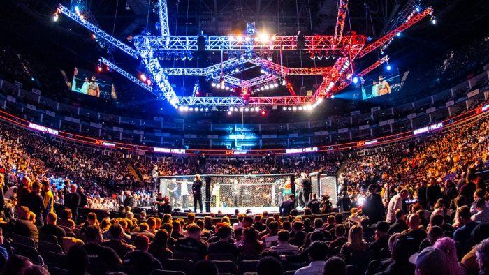 UFC се завръща в Лондон през пролетта