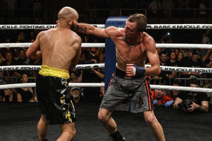 Джейсън Найт предизвика Поли Малиняджи на боксов мач