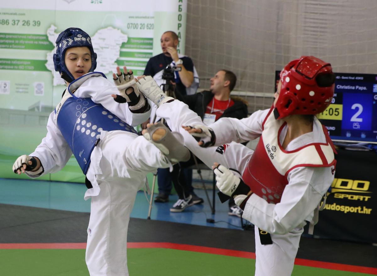 "Огромен интерес към Международния турнир по таекуондо ""Sofia Cup"""