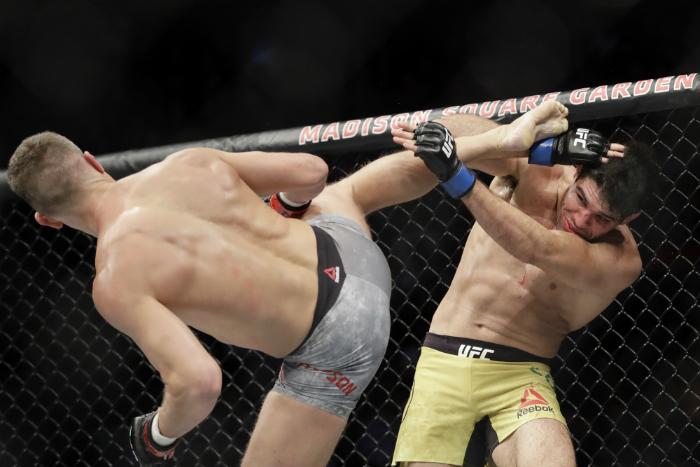 Стивън Томпсън може да почива половин година след UFC Вегас 17