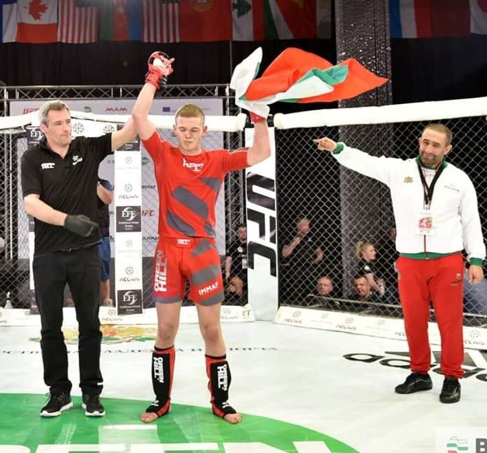 Йордан Маринов на полуфинал на световното в Бахрейн