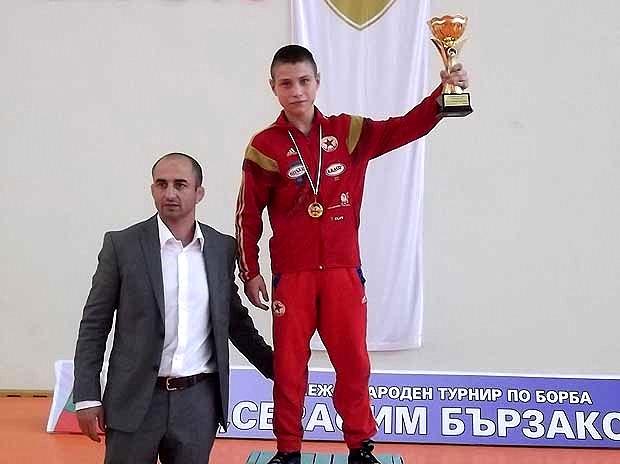 """Тази събота ще се проведе турнирът по борба """"Серафим Бързаков"""""""
