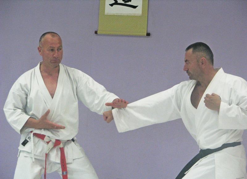 Български експерт по самозащита със семинар в Италия