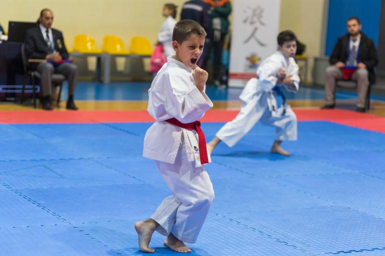 Международен турнир по карате ще се проведе в неделя