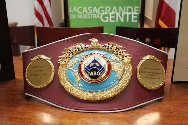 WBO нареди голям сблъсък за титлата при полутежките