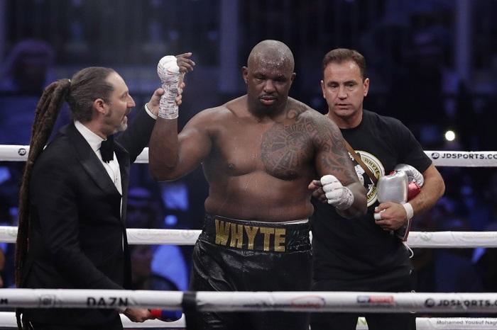 WBC отмени наказанието на Дилиън Уайт