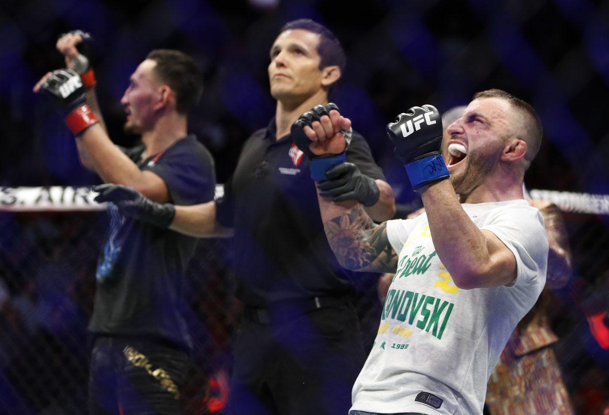 Холоуей за съдиите в UFC: Накараха ме да плача два пъти през 2019