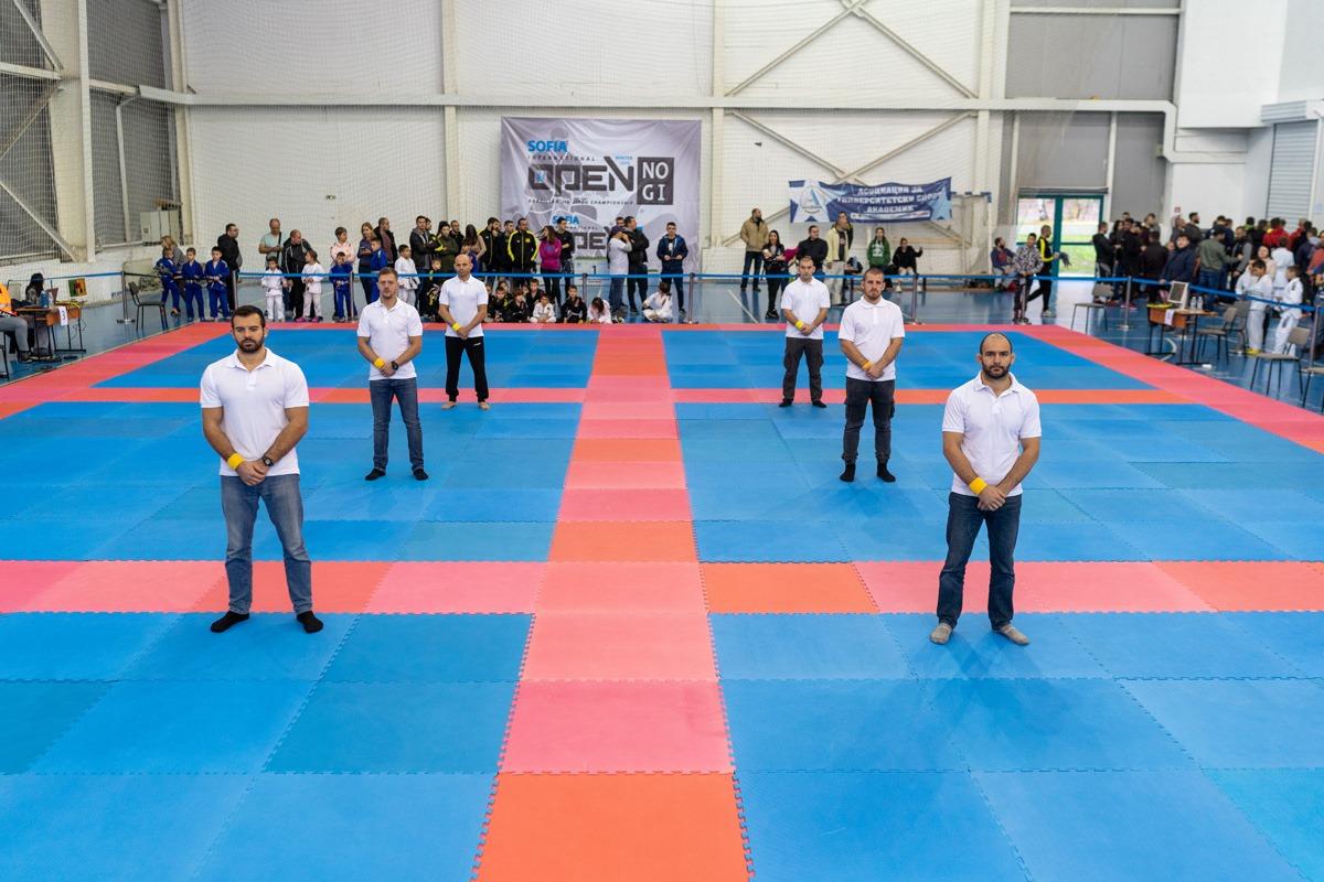 Два турнира Sofia Open BJJ се задават през 2020-та (ВИДЕО)