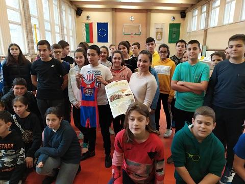 Елица Янкова със страхотна инициатива в Плевен (СНИМКИ)