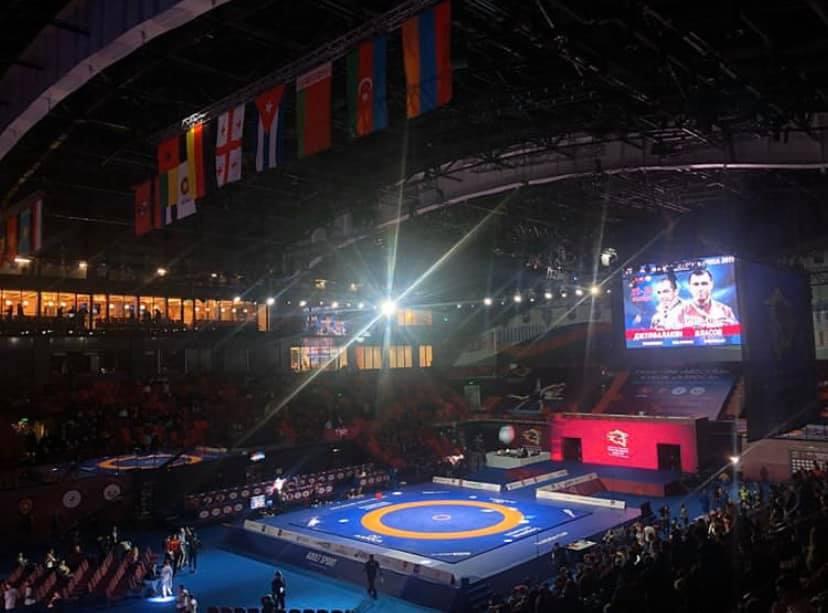Русия разби световен отбор по борба в Москва