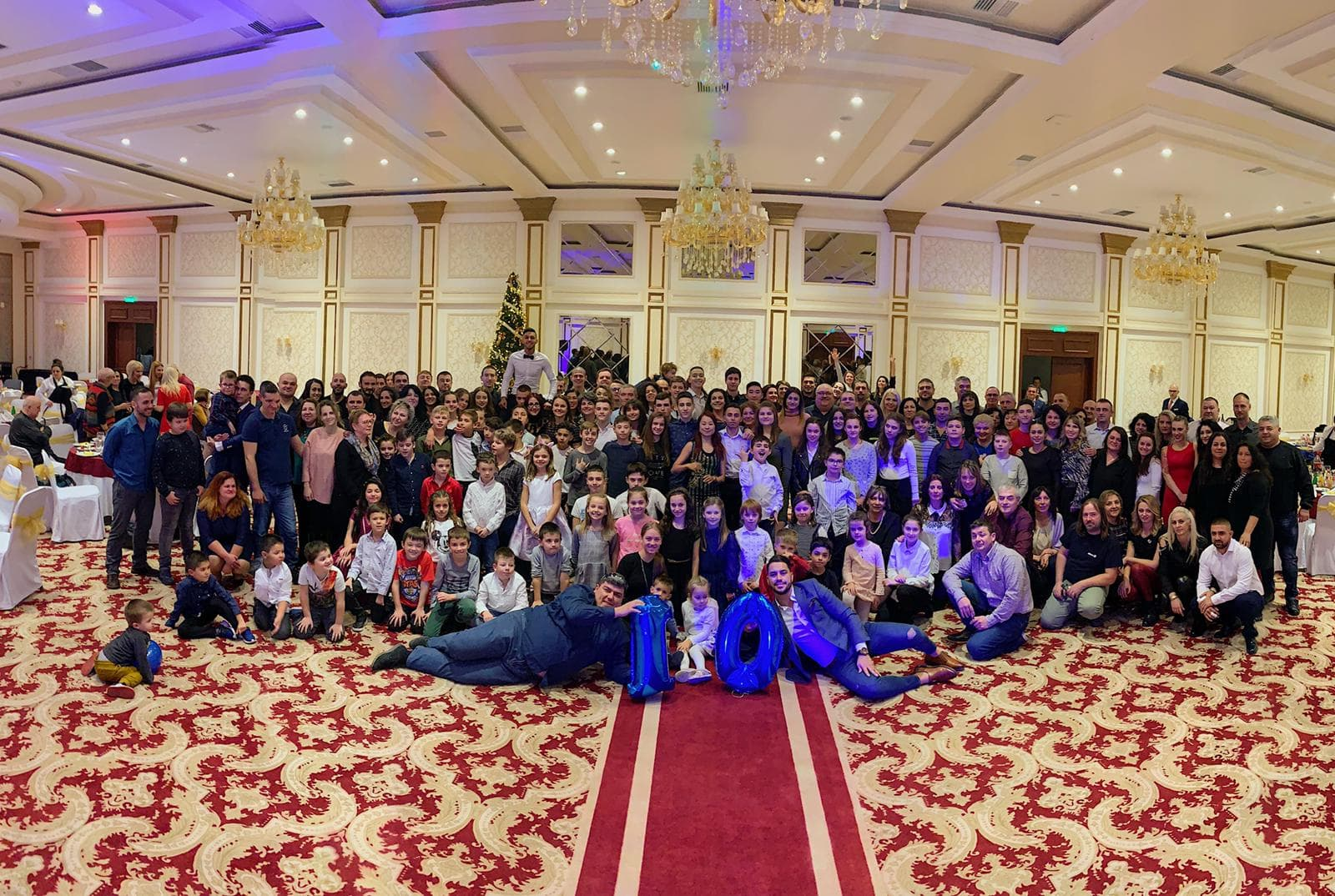 С пищно парти Херея отбеляза годишнина на клуба (СНИМКА)