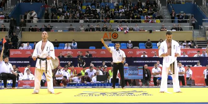 България със сигурни два медала от Световното по киокушин
