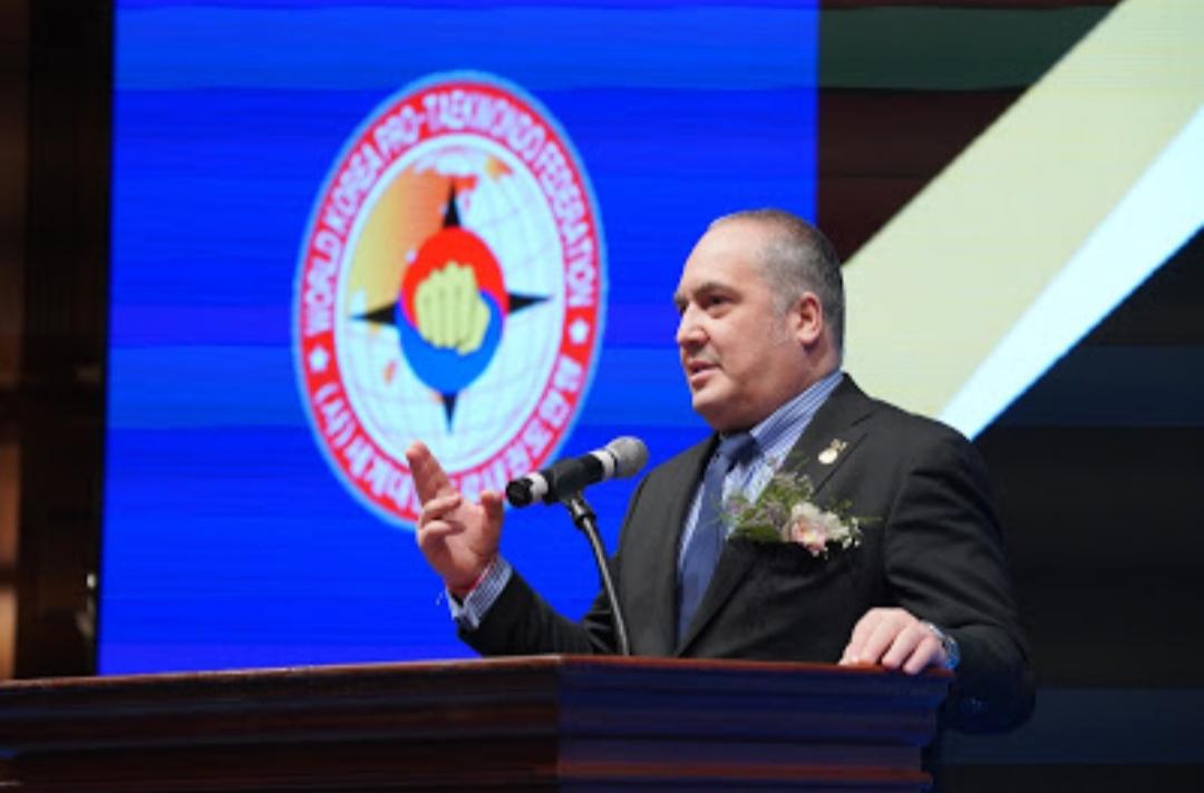 Слави Бинев стана вицепрезидент на Професионалната световна таекуондо федерация