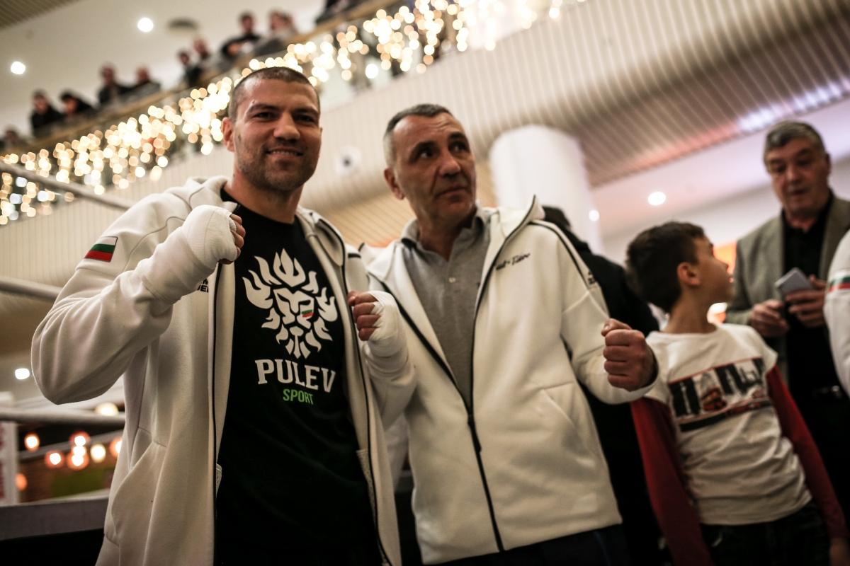 Тервел Пулев влезе в категорията си след второ претегляне