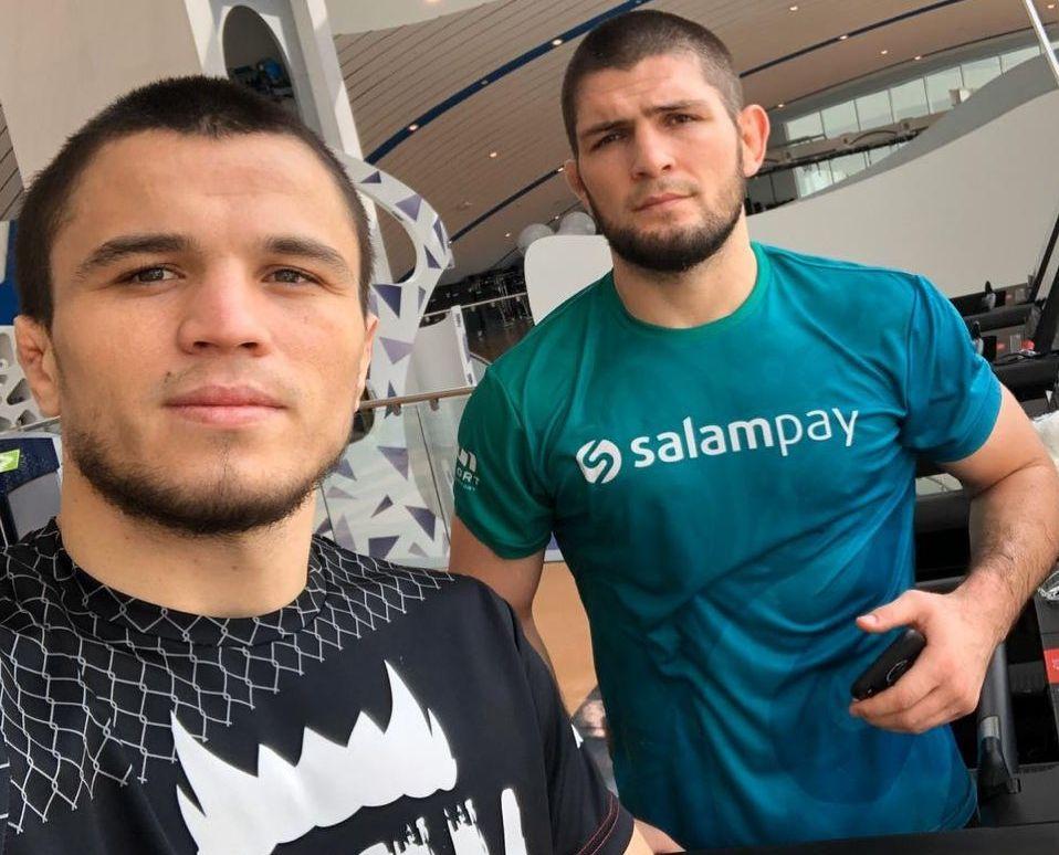 Още един Нурмагомедов влиза в UFC