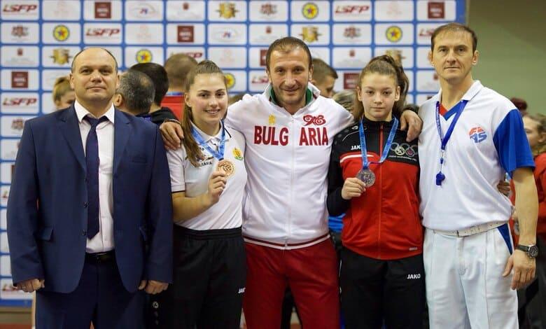 Самбистите ни завоюваха 5 медала на Европейското за кадети