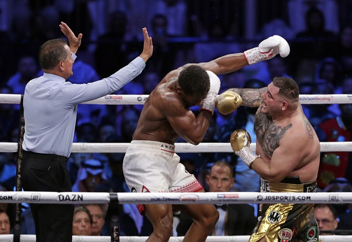 Нокаутиран от Джошуа бивш шампион: Сега ще го смачкам!
