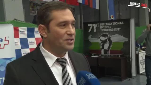 Красимир Инински: Боксьорите ни се представиха на ниво (ВИДЕО)