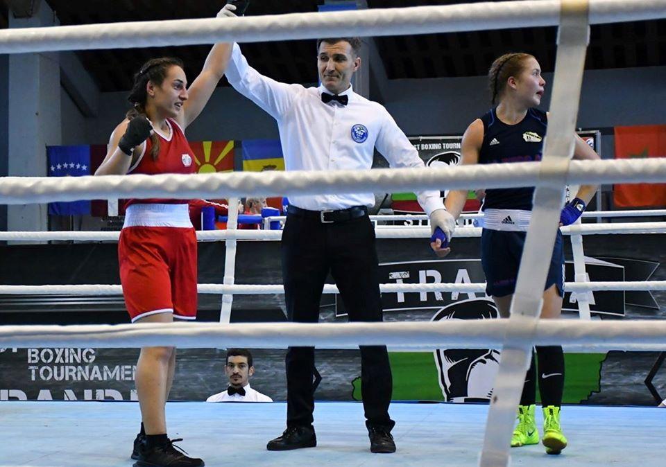 "Три българки се класираха за полуфиналите на ""Странджа"""