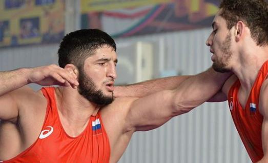 Садулаев се готви за завръщане на тепиха (ВИДЕО)