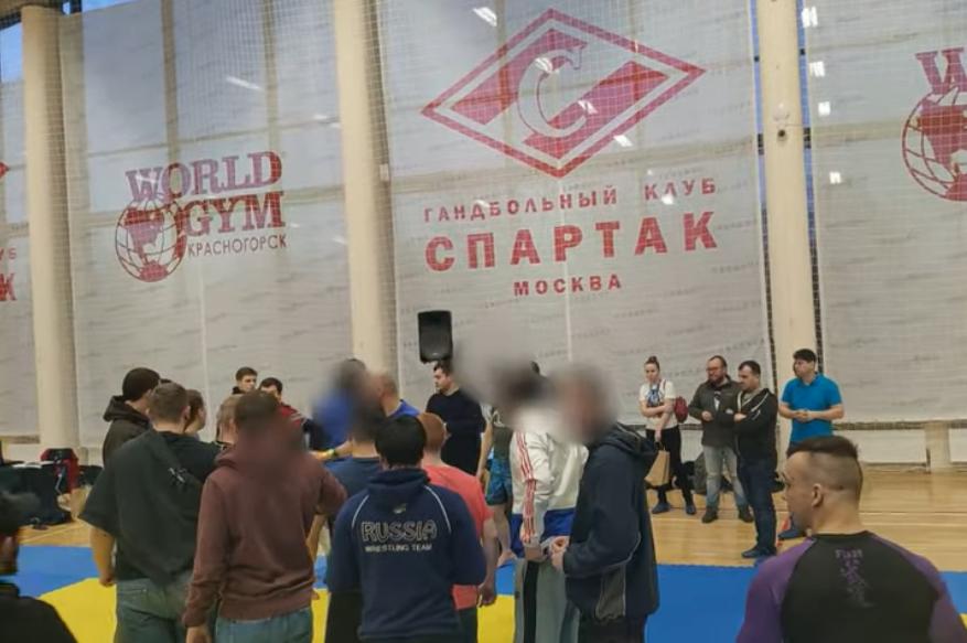 Масов бой по време на турнир по бразилско джу джицу (ВИДЕО)
