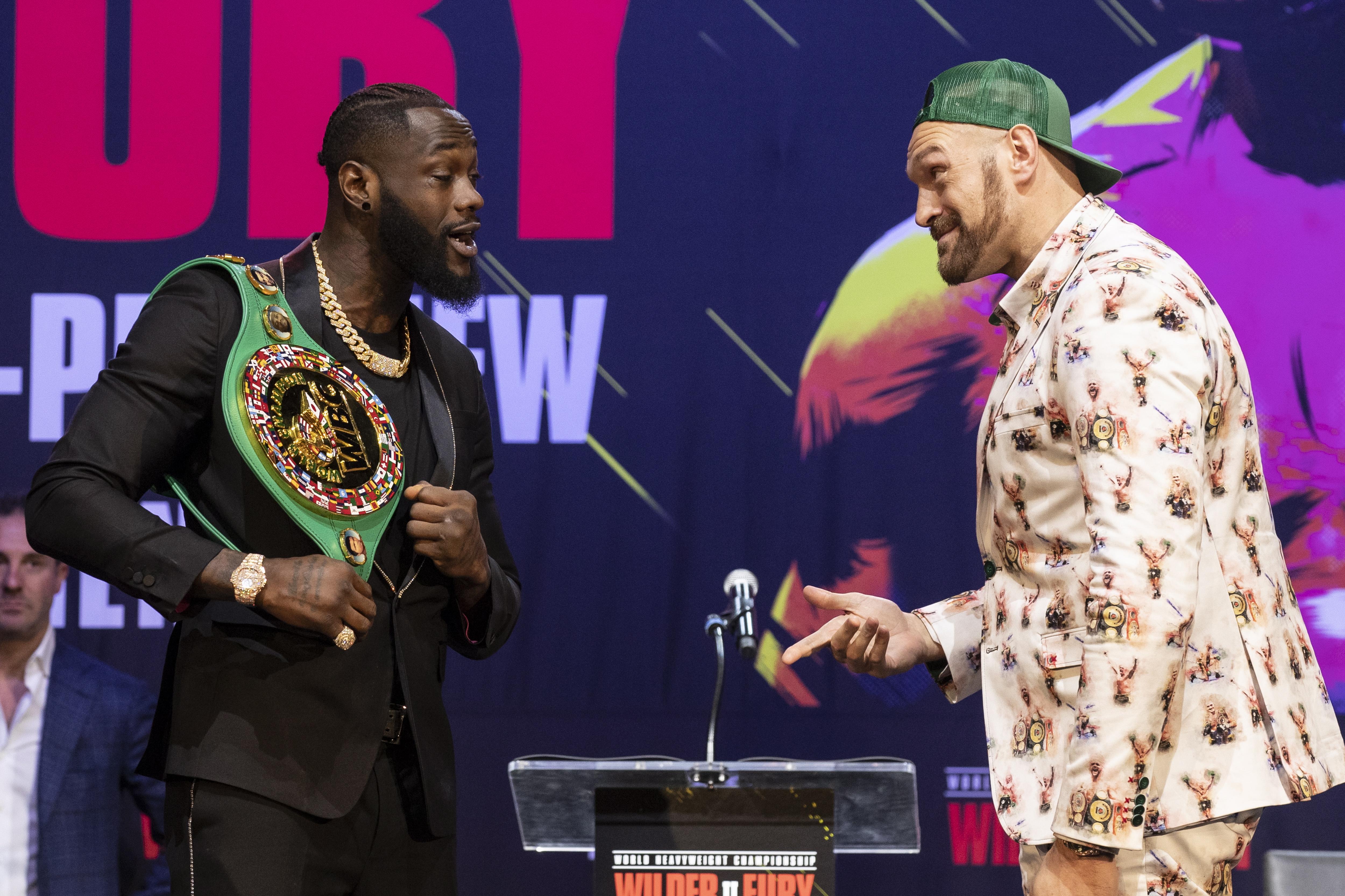 Фюри: Битката ми с Уайлдър е сред най-големите в бокса