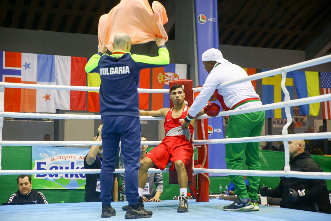 Боксовите национали заминават на лагер