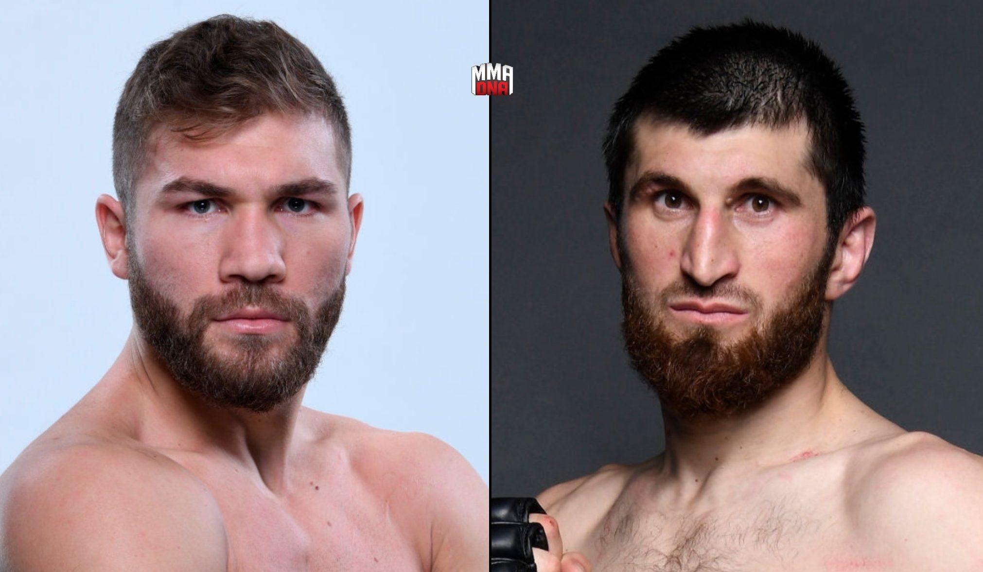 Официално: Кутелаба срещу Анкалаев през февруари във Вирджиния