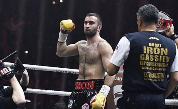 Мурат Гасиев може да се завърне съвсем скоро на ринга