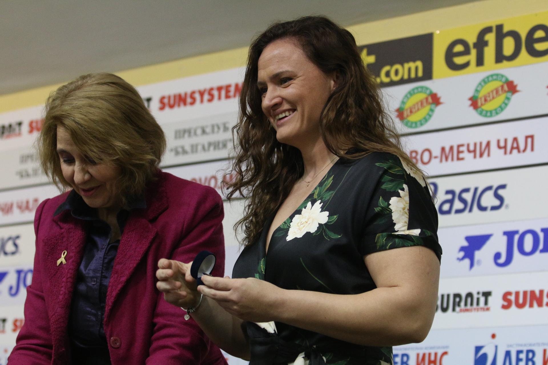 Мария Оряшкова: Мечтая за олимпийски медал (ВИДЕО)