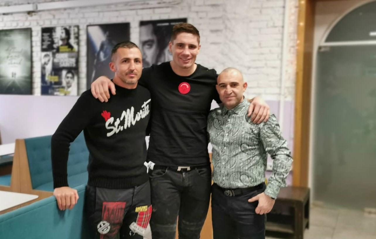 Рико Верхувен обеща да направи семинар в България