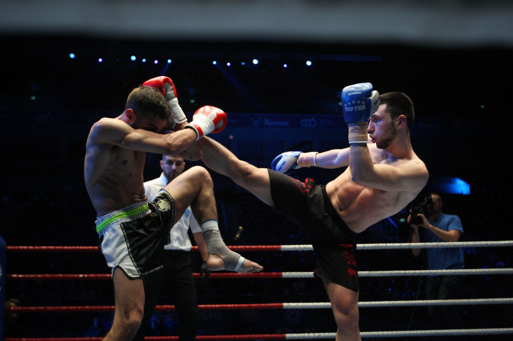 Богдан Шумаров се завръща на ринга на SENSHI 5 с позната категория (ВИДЕО)