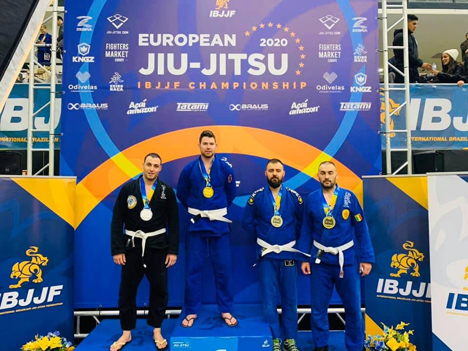 Българите тръгнаха с четири медала на Европейското по джу джицу