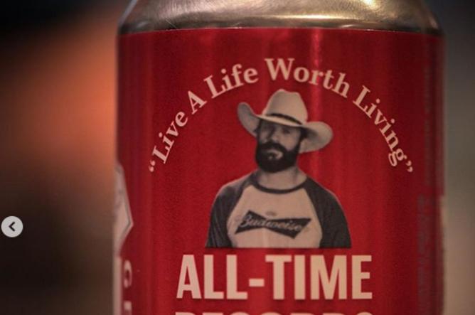 Компания за бира пусна специално издание за Доналд Серони