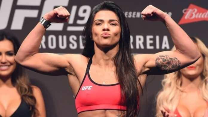 Проблеми на кантара отложиха женски двубой от UFC 246