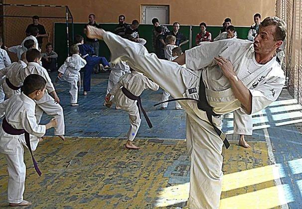Украински кудо майстор със семинар в София този уикенд