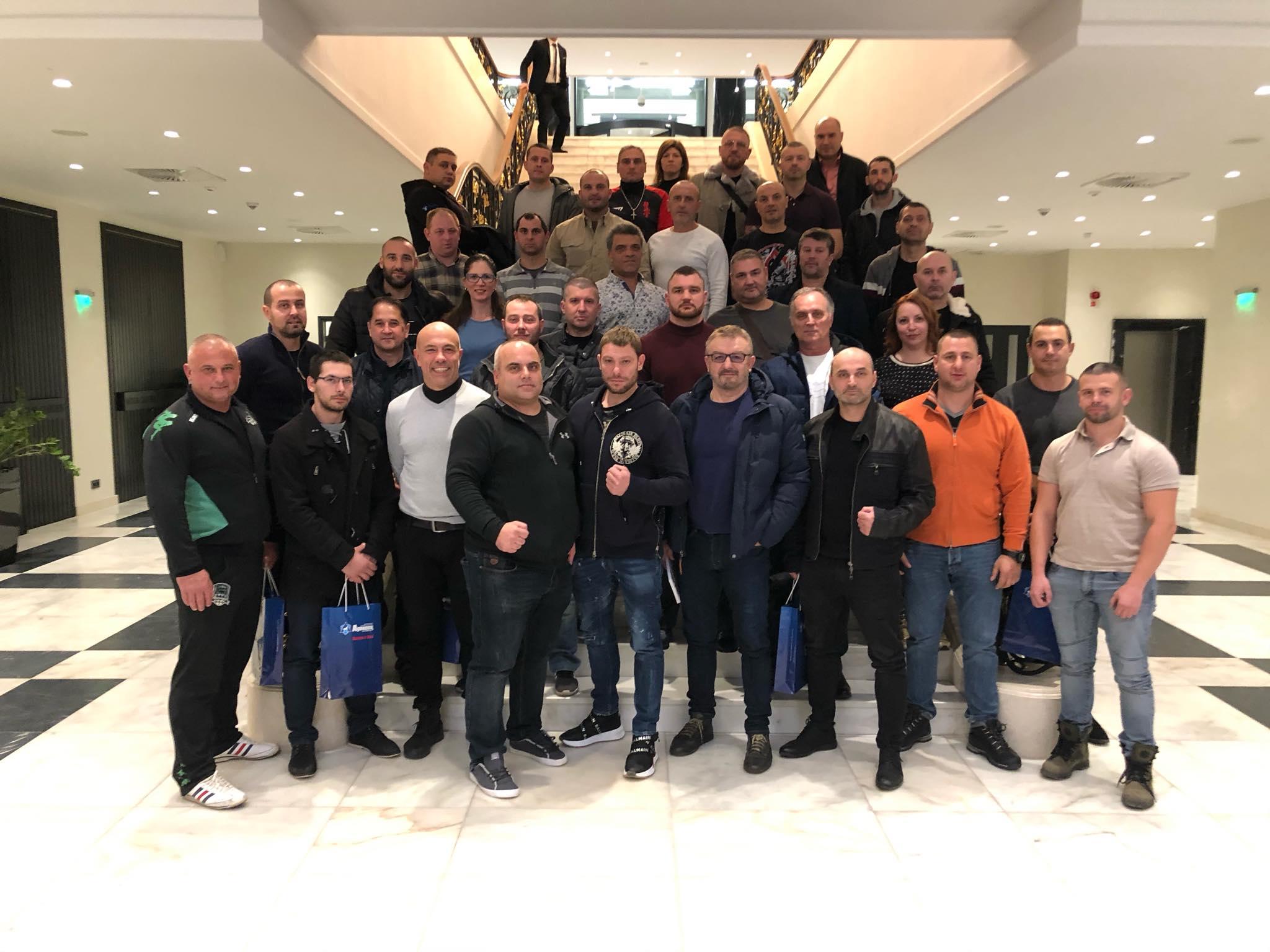 Българска карате киокушин федерация прие календара за 2020 г.