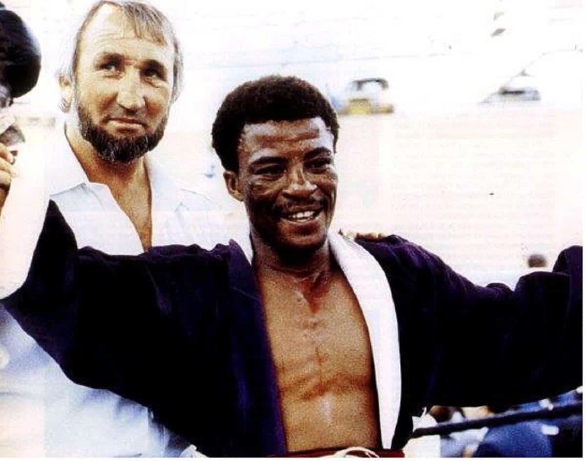 Почина легендарен боксьор