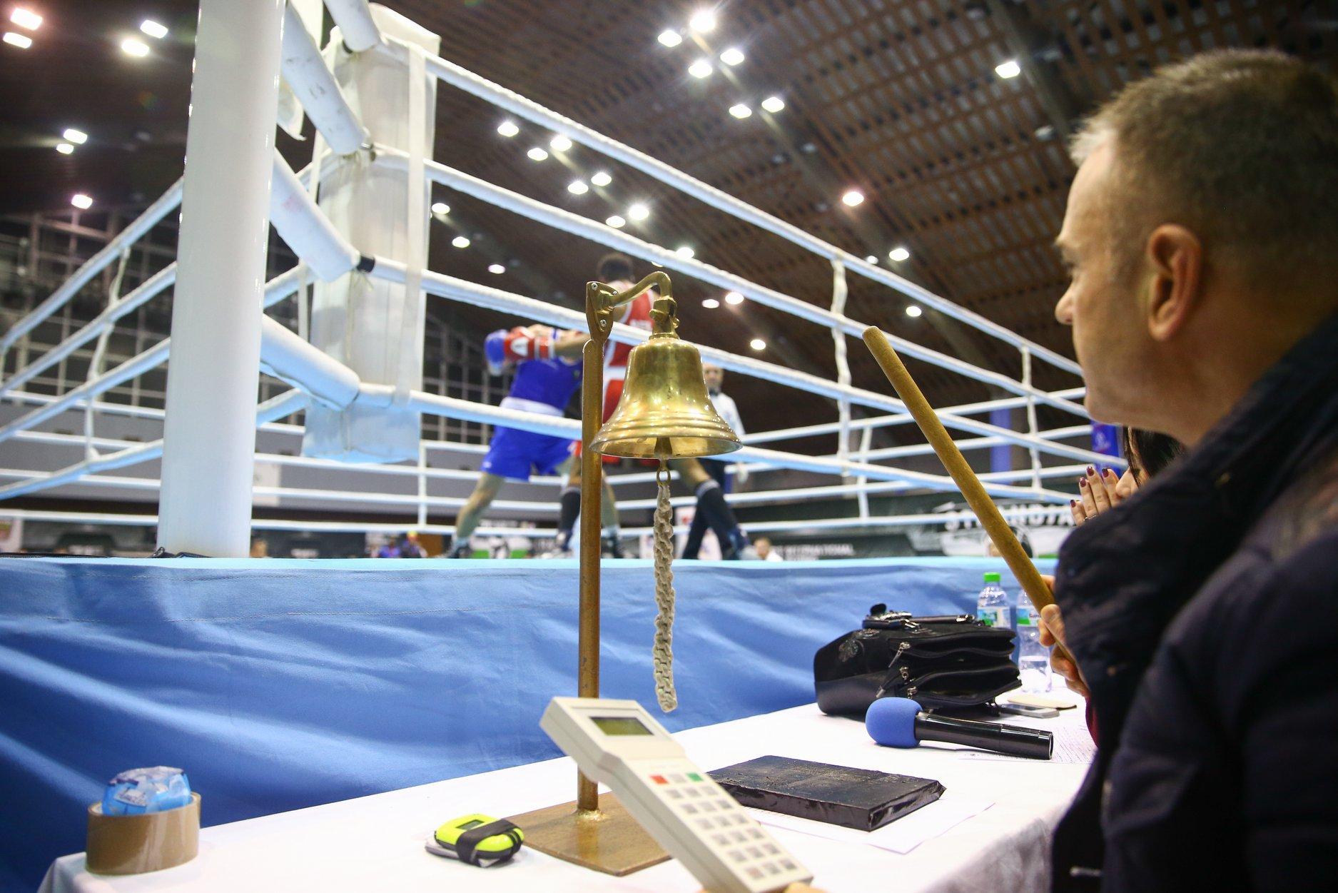Без национално състезание по бокс в София през 2021 г.