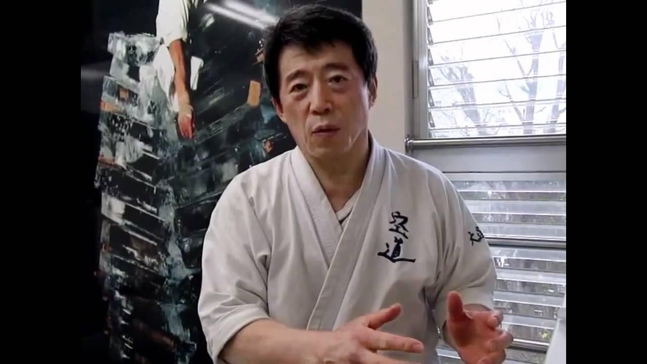 Основи на Кудо с Такаши Азума (ВИДЕО)