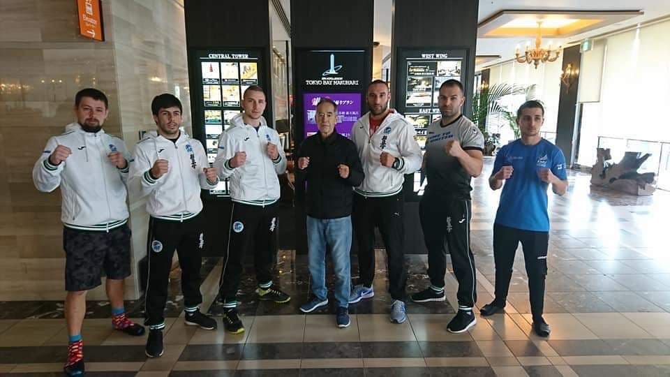 Българският отбор по киокушин мина кантара на Гран при